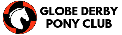 Globe Derby Pony Club - Site Logo