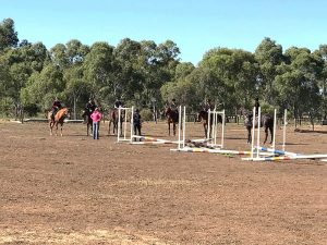Globe Derby Pony Club - 13JAN19 - GDPC Rally 5
