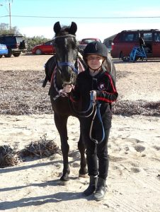 Globe Derby Pony Club - 20JAN19 - GDPC Beach Ride 5