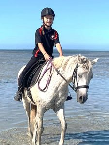 Globe Derby Pony Club - 20JAN19 - GDPC Beach Ride 6