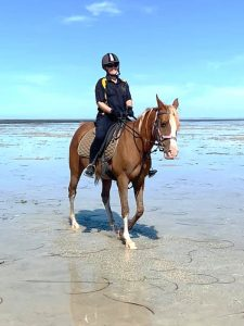 Globe Derby Pony Club - 20JAN19 - GDPC Beach Ride 8