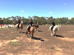 Globe Derby Pony Club - 25NOV18 - GDPC Rally & Zone Presentation Day 1