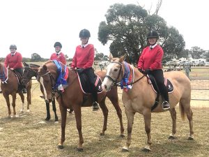 Globe Derby Pony Club - 28OCT18 - Metro Zone Gymkhana Pic 3