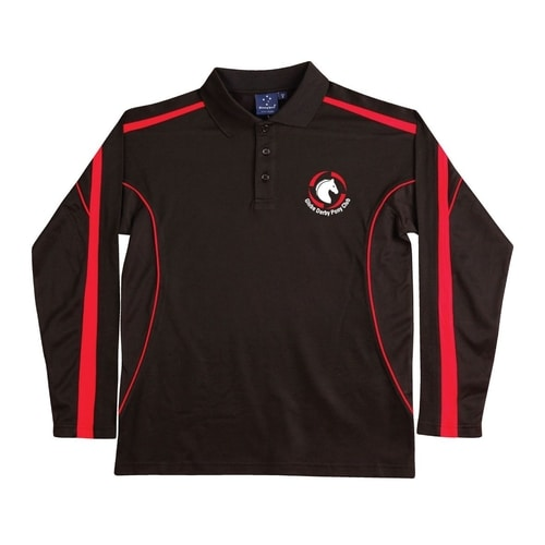 Globe Derby Pony Club Uniform - Polo Shirt Long Sleeve