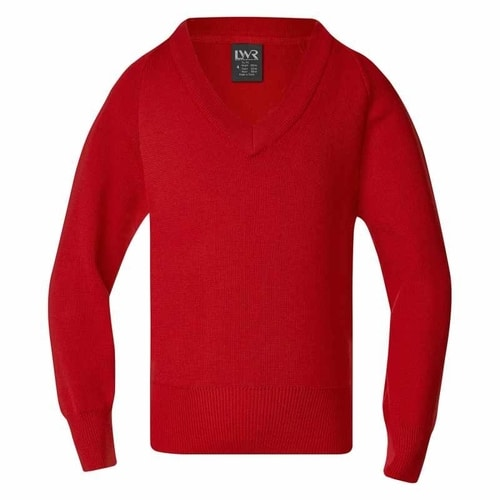Globe Derby Pony Club Uniform - Red Jumper