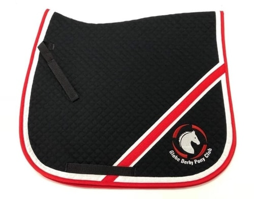 Globe Derby Pony Club Uniform - Saddle Blanket