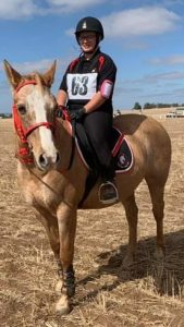 Globe Derby Pony Club - 28APR19 - Metro Zone ODE - Bethany & Honey