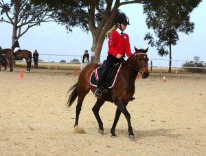 Globe Derby Pony Club - 20OCT19 - Zone Gymkhana 8